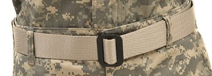 Military Rigger Belt -Sand